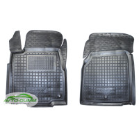 Коврики в салон, водительский + пассажир для Acura MDX (2006-) ( полиуретан ) ( Avto-Gumm )
