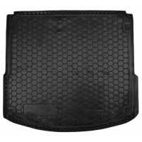Коврик в багажник для Acura MDX (2014-) ( пластик ) ( Avto-Gumm )